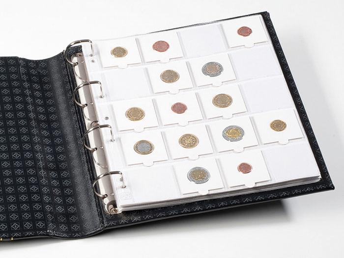 Como archivar o guardar las monedas AE3 AE4 Dece5f10