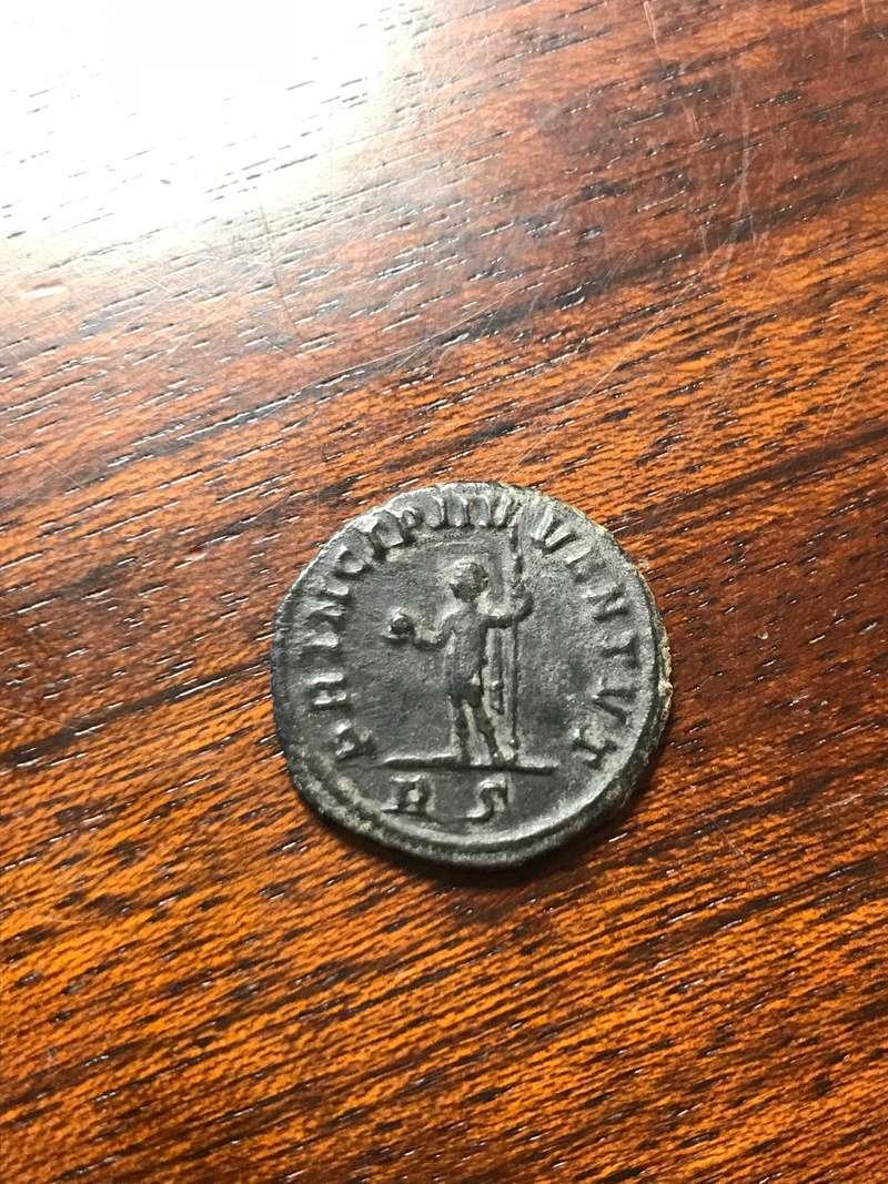 Aureliano de Carino como cesar. PRINCIPI IVVENTVT. Roma Img_5219