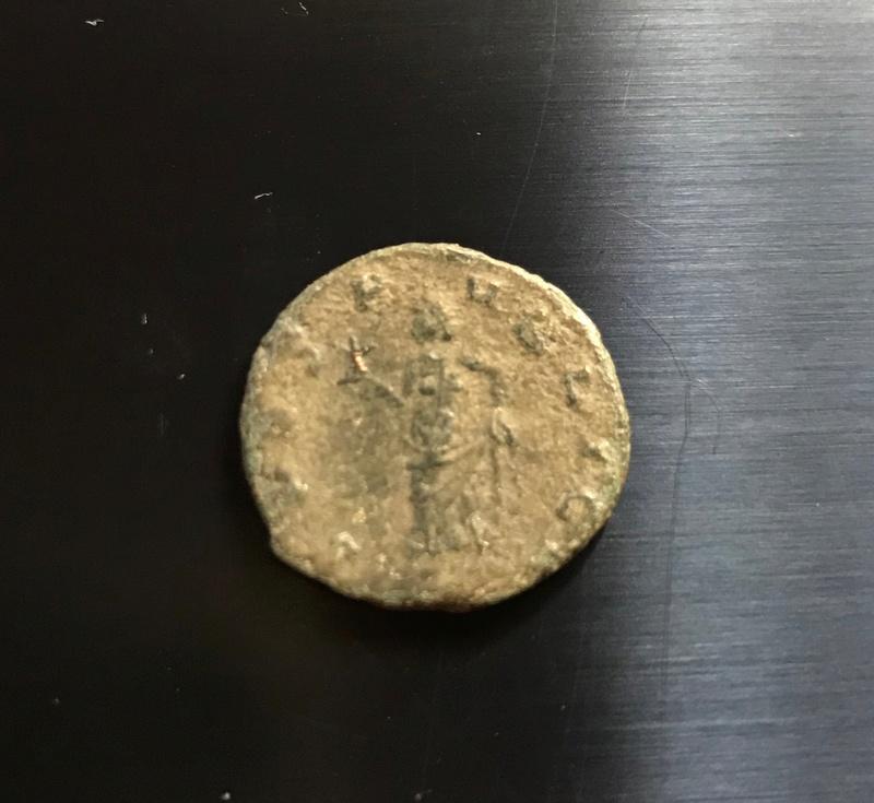 Antoniniano de Claudio II - SPES PVBLICA - Milan Img_5260