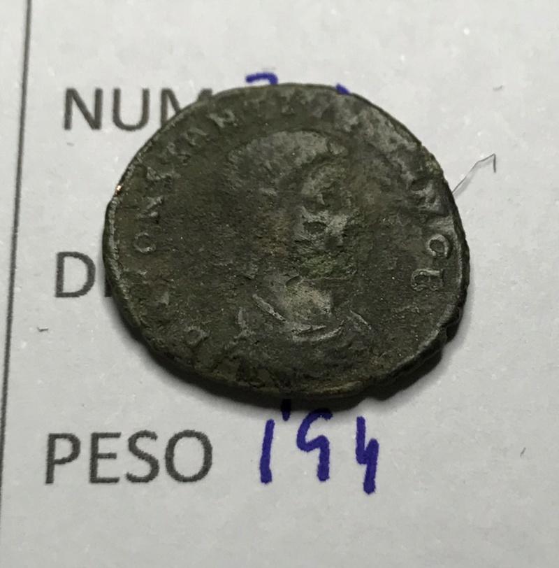 AE3 de Constancio Galo. FEL TEMP REPARATIO. Soldado romano alanceando a jinete caído. Sirmio Img_5821