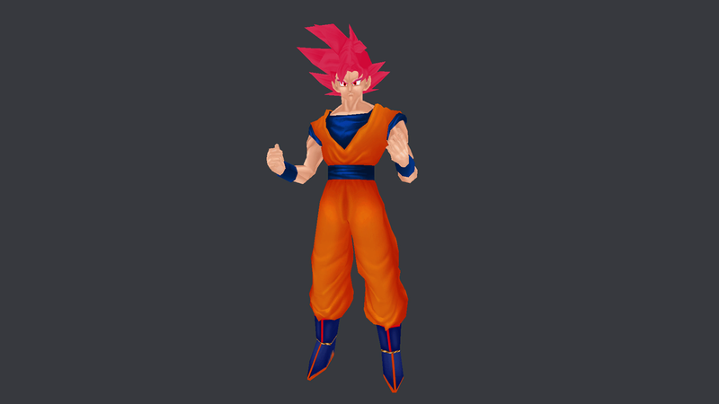 New Goku Model Pack - Página 2 Wasfg10