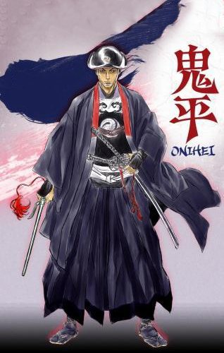 Онихей: Криминальные истории периода Эдо: ( Эпизоды 13 ) 14888914