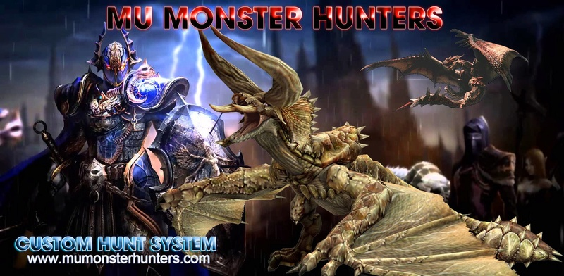 MU MONSTER HUNTER [SEASON 6 EP X DELUXE EXP 10 DROP 35] 26513210