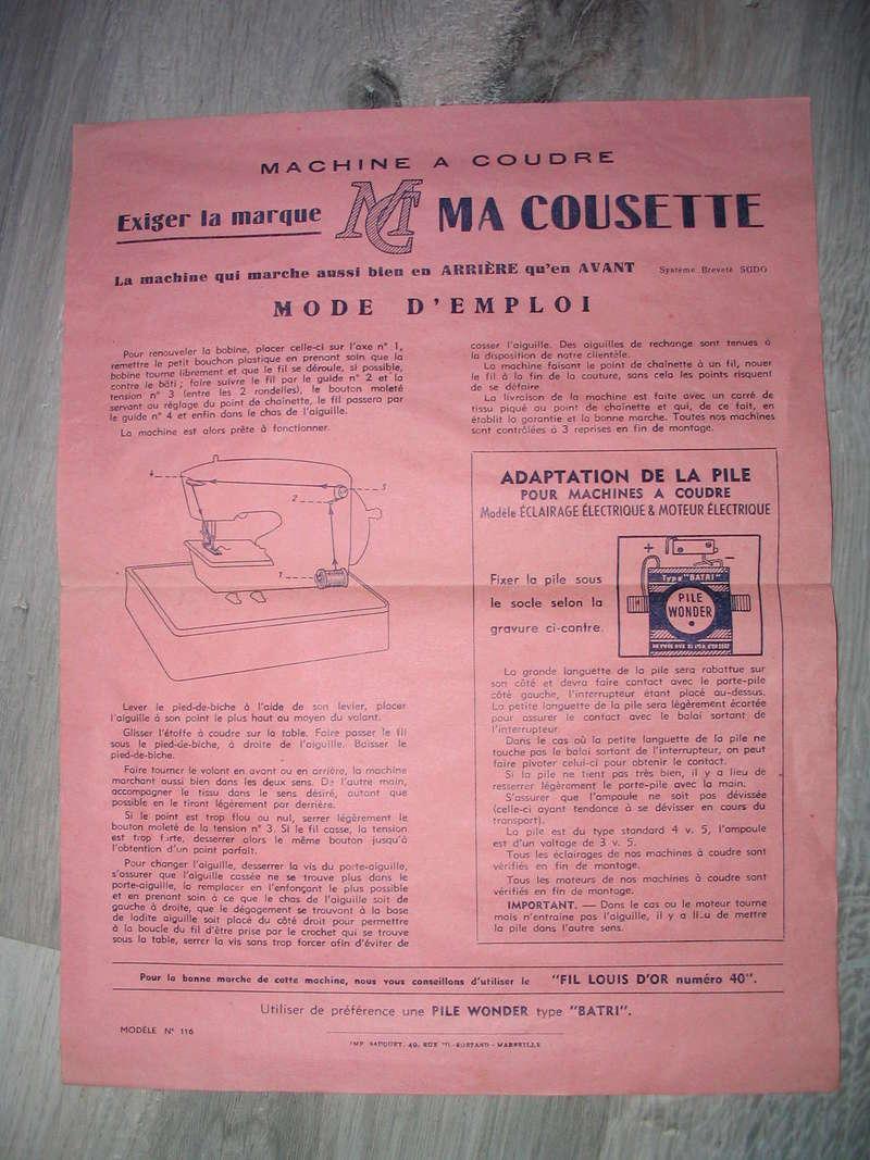 """Info sur une machine """"La Reine"""" Img_0835"""