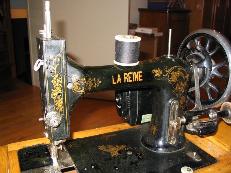 """Info sur une machine """"La Reine"""" La_rei10"""
