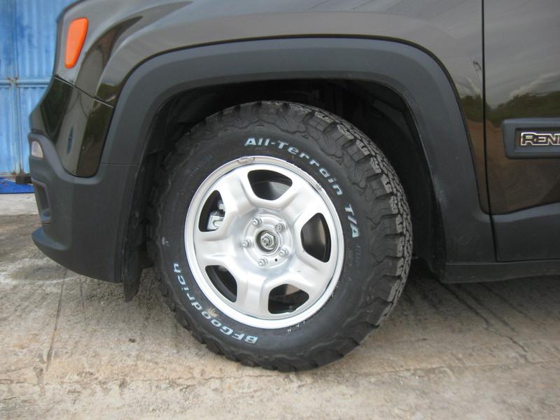 Mudança de pneus - Jeep Renegade Sport 4x4 Diesel  - Página 3 Motor_10