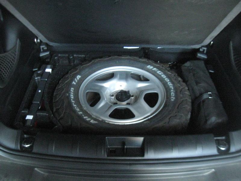 Mudança de pneus - Jeep Renegade Sport 4x4 Diesel  - Página 3 Pintur10