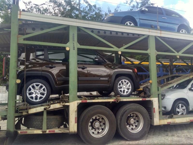 Mudança de pneus - Jeep Renegade Sport 4x4 Diesel  - Página 3 Renega12