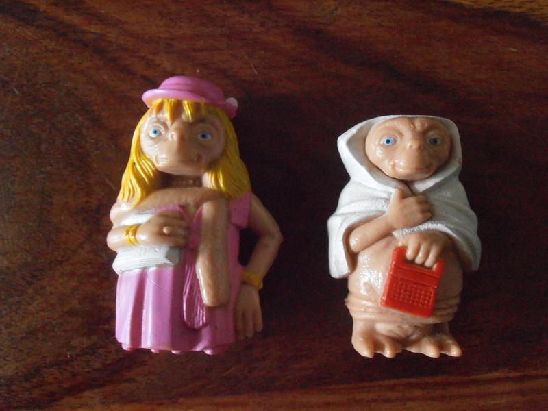 E.T. L'extra-terrestre - Les jouets et produits dérivés 80's P1011810