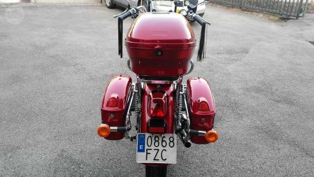 Vendo mi moto 20998013