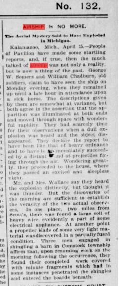 Le crash d'Aurora en 1897 - Page 2 B711