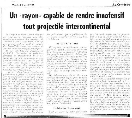 Archives presse et médias Suisses H629810