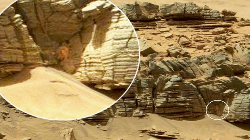 La NASA publie une incroyable photo panoramique de Mars Maxres11