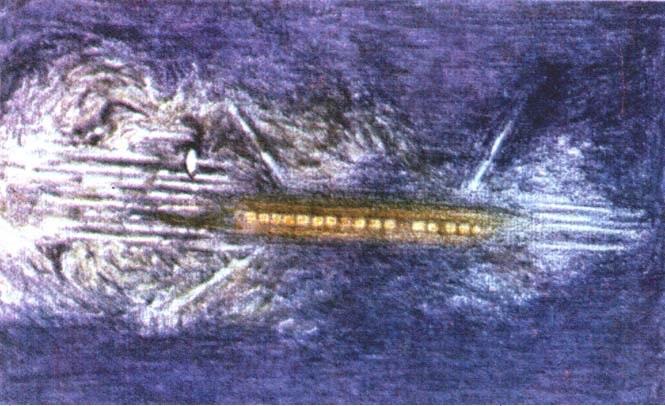 Le crash d'Aurora en 1897 N136210
