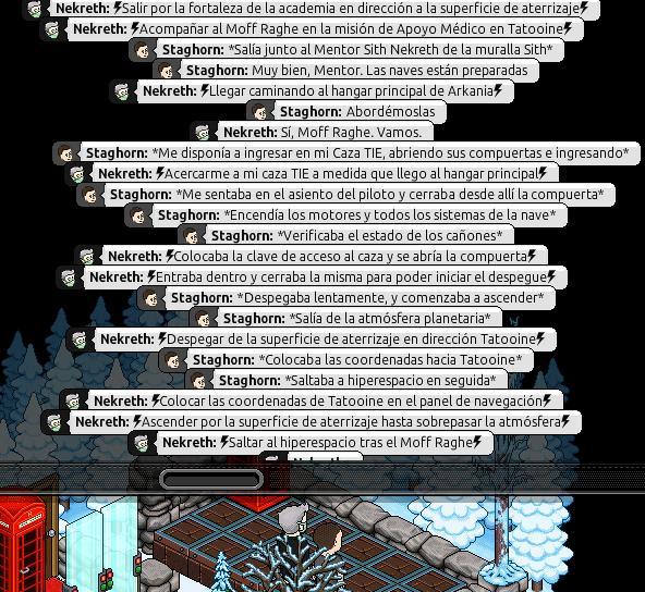 [Roleo de Arkania] Ayuda médica [Apoyo médico] Nekret30