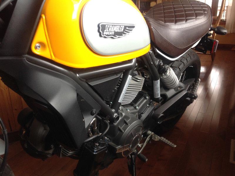 KTM 790 Duke Mario510