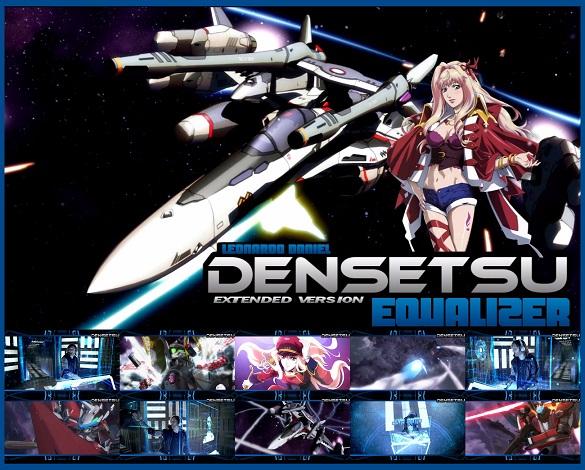 DENSETSU Equelizer-LDZ Denset15