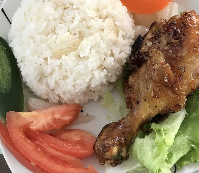 Fried Fish Sauce  Chicken Wings  aka Canh Ga Chien Nuoc Mam A2dd7b10