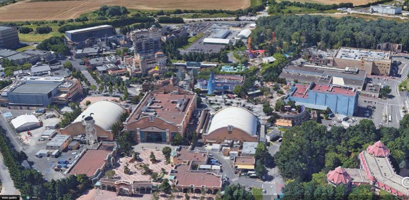 [NEWS] Extension du Parc Walt Disney Studios avec Marvel, Star Wars, La Reine des Neiges et un lac (2020-2025) - Page 2 110