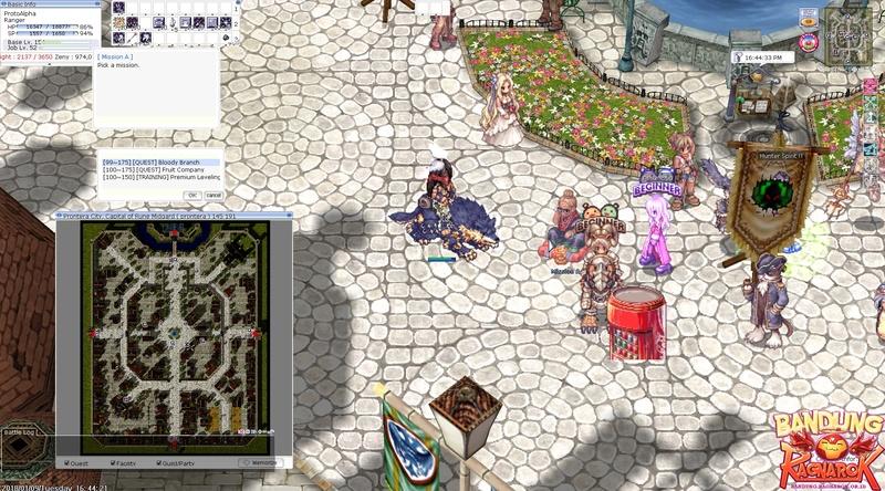 Tips and trick untuk pemain baru Screen22
