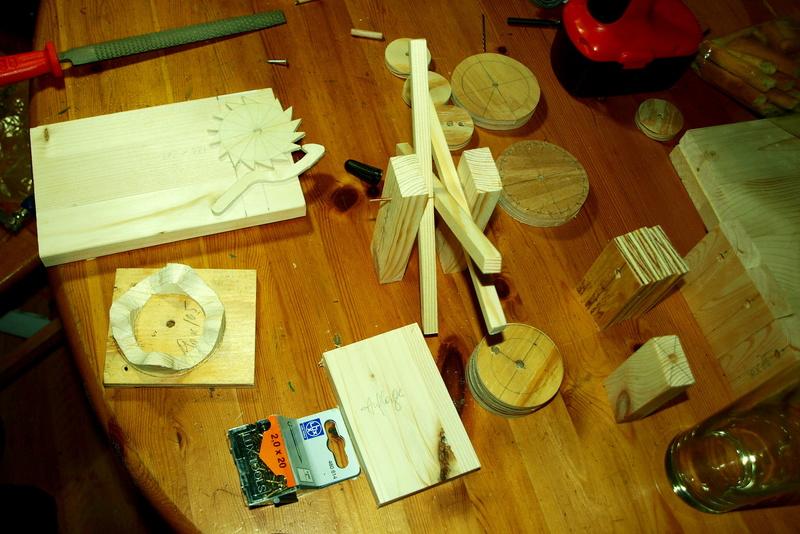 Katzenautomaten und andere Dinge gebaut von Kubi P1016215