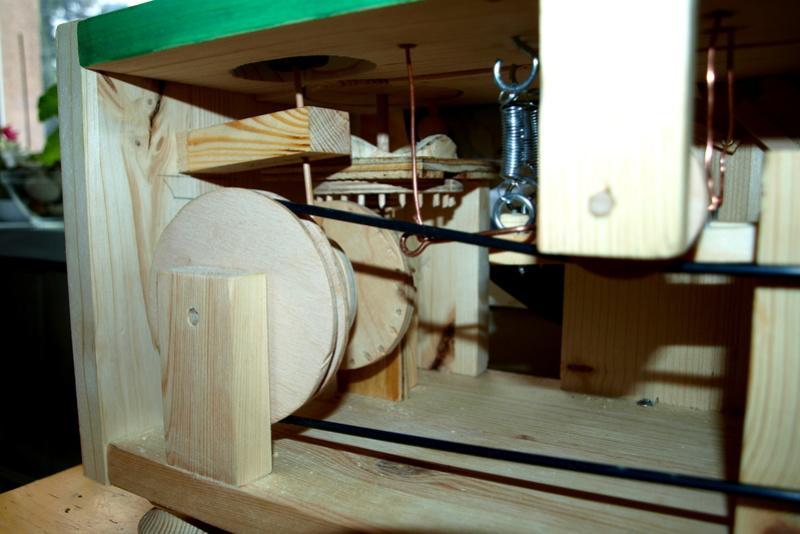 Katzenautomaten und andere Dinge gebaut von Kubi P1016219