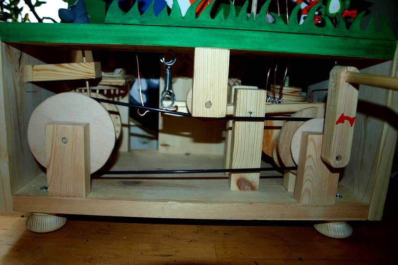 Katzenautomaten und andere Dinge gebaut von Kubi P1016221