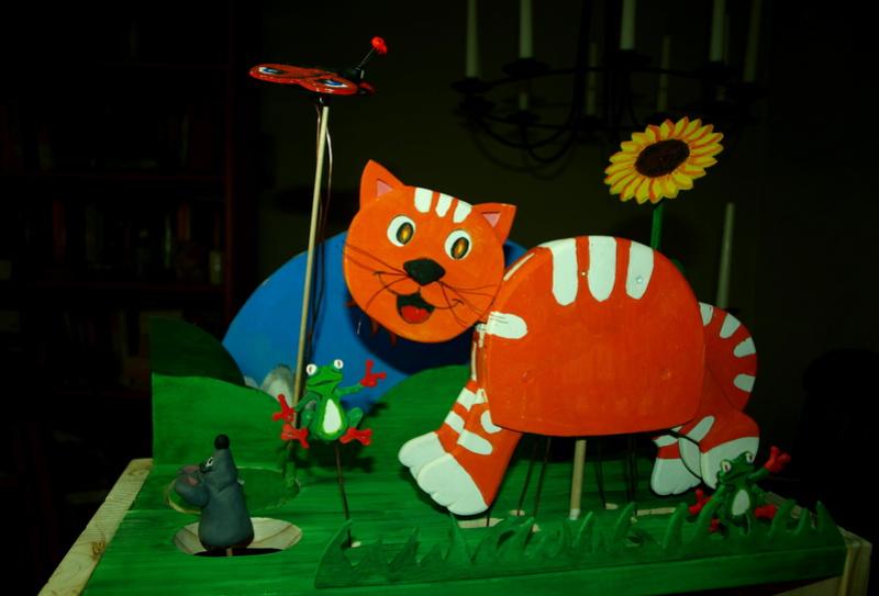 Katzenautomaten und andere Dinge gebaut von Kubi P1016225
