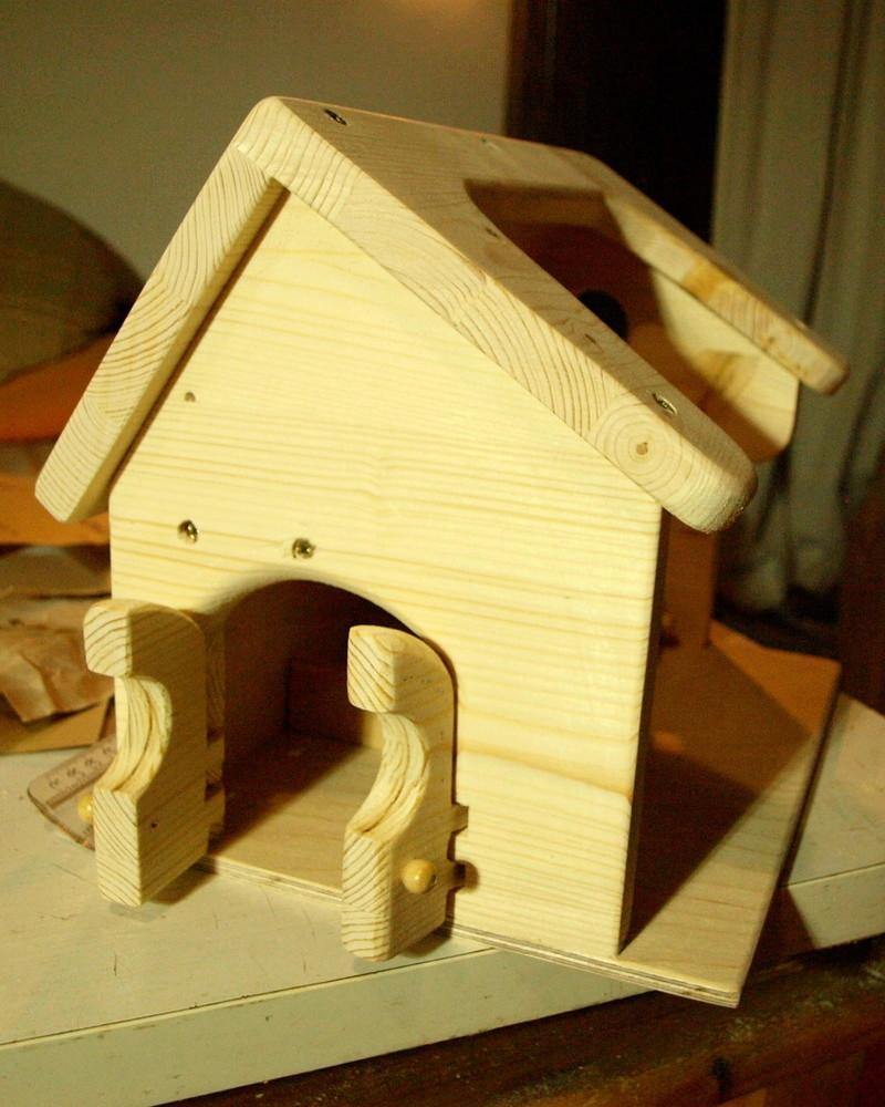 Katzenautomaten und andere Dinge gebaut von Kubi P1016311