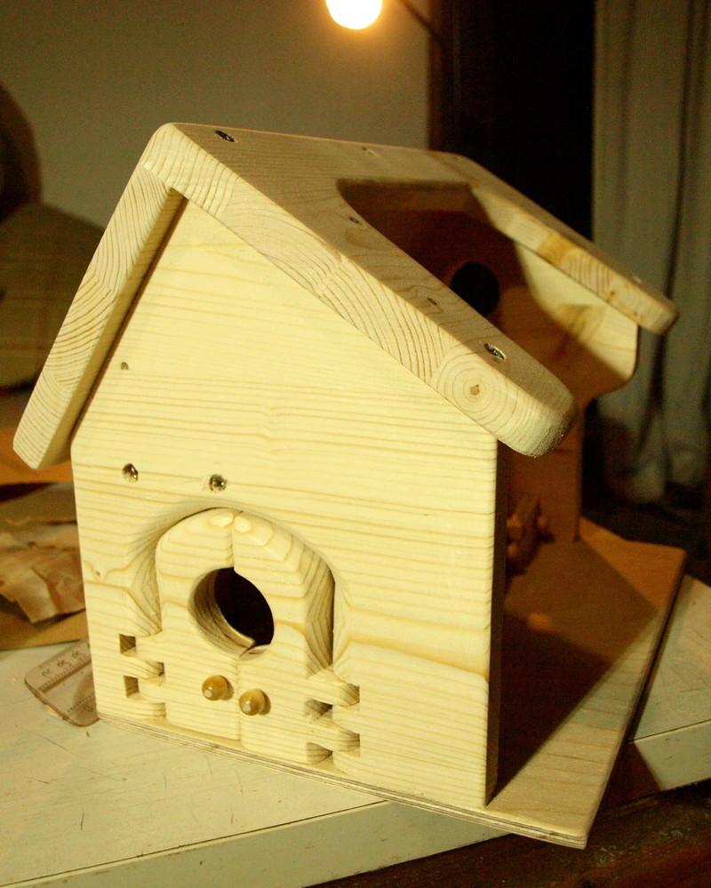 Katzenautomaten und andere Dinge gebaut von Kubi P1016312
