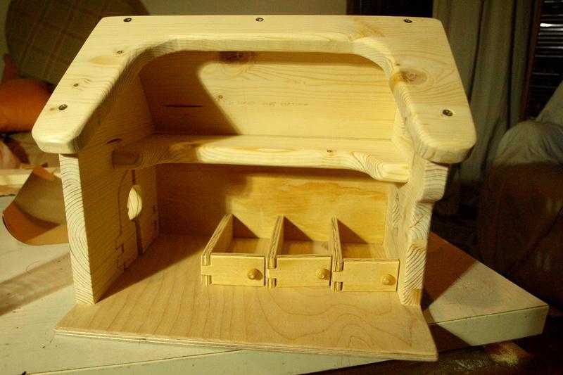 Katzenautomaten und andere Dinge gebaut von Kubi P1016313
