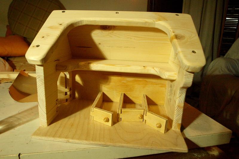 Katzenautomaten und andere Dinge gebaut von Kubi P1016314