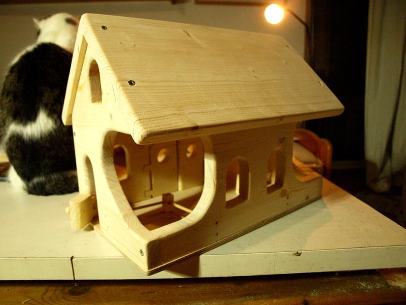 Katzenautomaten und andere Dinge gebaut von Kubi P1016316