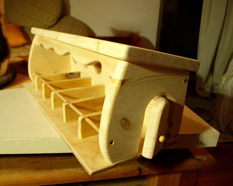 Katzenautomaten und andere Dinge gebaut von Kubi P1016317