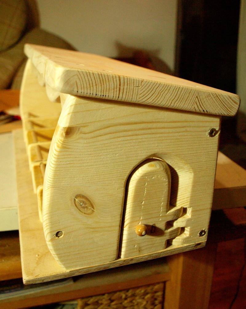 Katzenautomaten und andere Dinge gebaut von Kubi P1016318