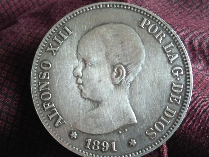 5 pesetas 1891 *18 *91 FALSA Img_2010