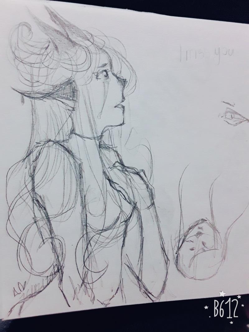 [Galería de dibujos] By Cornelia ♡ B612_212