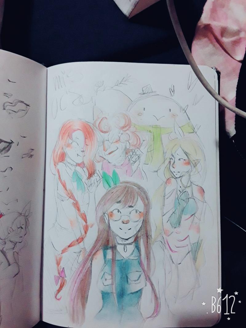 [Galería de dibujos] By Cornelia ♡ B612_218