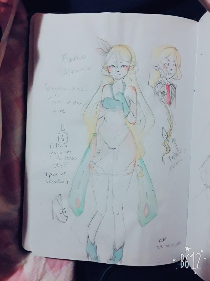 [Galería de dibujos] By Cornelia ♡ B612_219