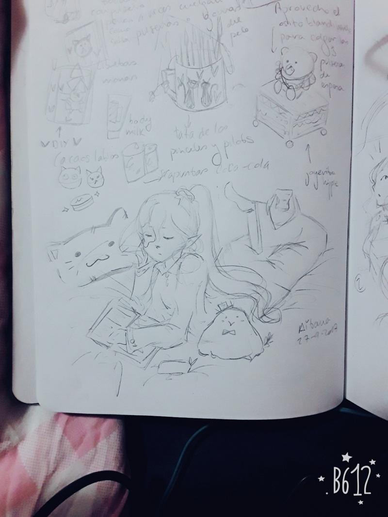 [Galería de dibujos] By Cornelia ♡ B612_220
