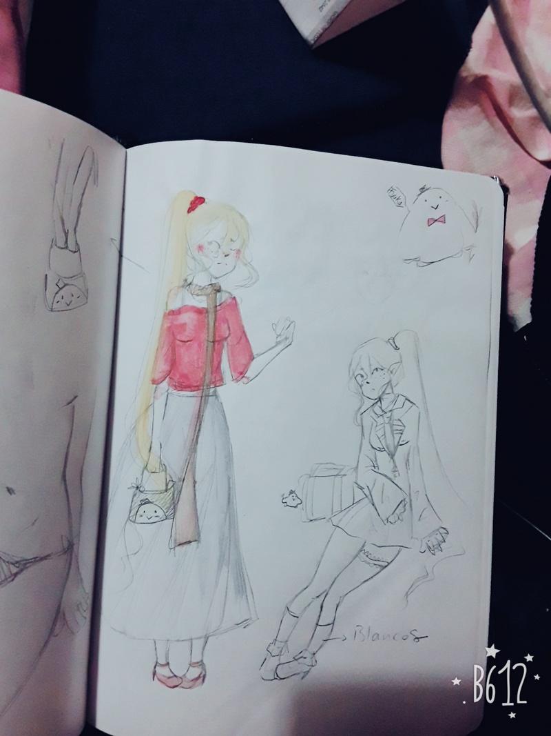 [Galería de dibujos] By Cornelia ♡ B612_221