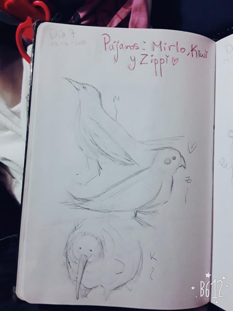 [Galería de dibujos] By Cornelia ♡ B612_223