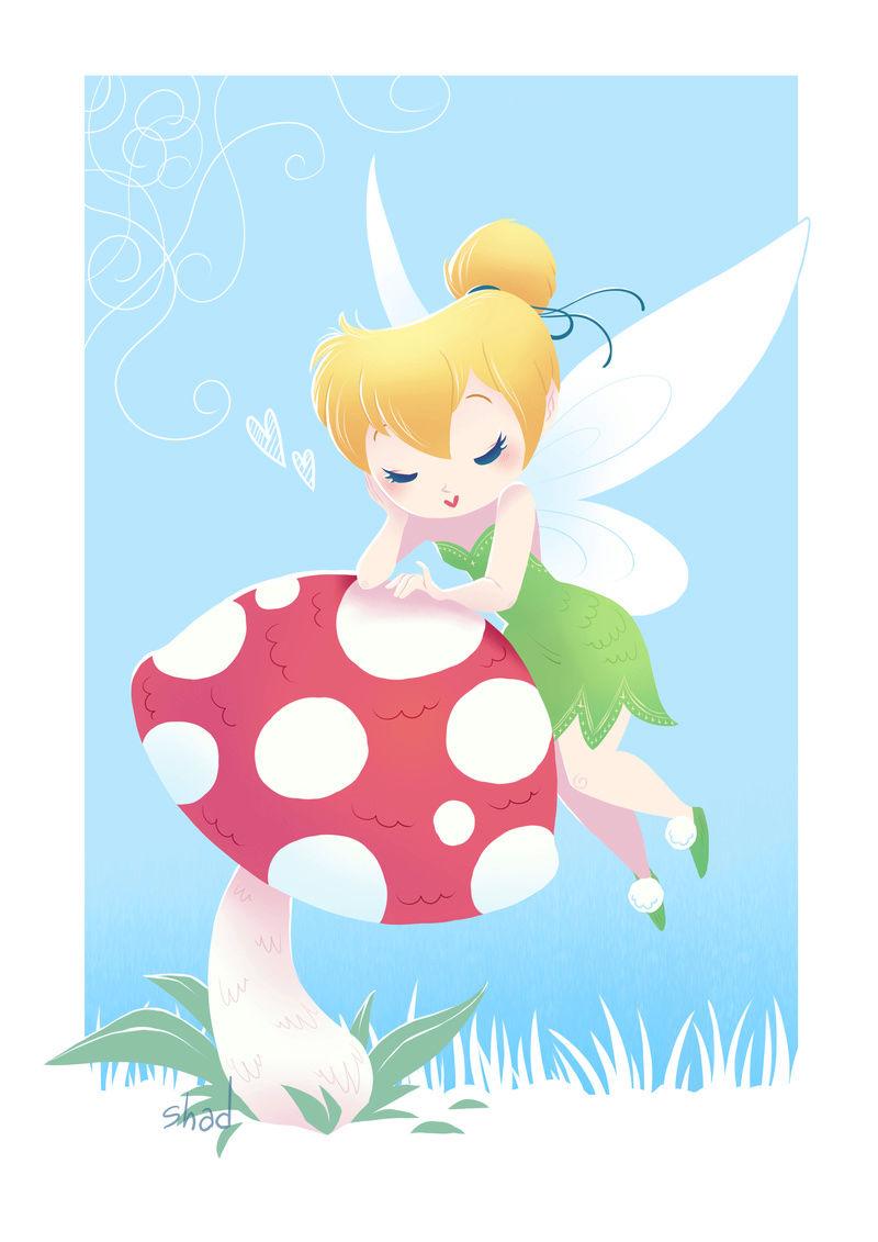 Nos dessins Disney  - Page 4 Cloche10