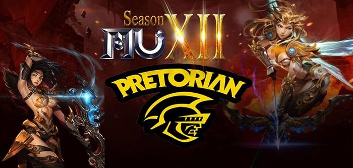MuPretorian Season XII | >90Exp Dinámica | 50% Drop  Xcxcxc10