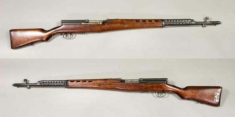 PPSH 41 - El arma que gano la Gran Guerra Patria Svt-4010