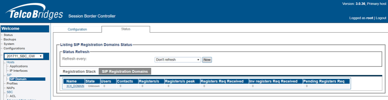 Where can I see registered users? Regist10