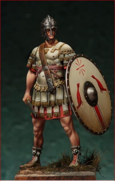 (IIIe) Vitrine  de Duck: Les quat' centurions.... - Page 6 Romain10