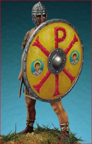 (IIIe) Vitrine  de Duck: Les quat' centurions.... - Page 6 Romain11