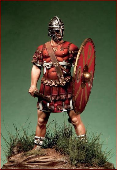 (IIIe) Vitrine  de Duck: Les quat' centurions.... - Page 6 Romain12