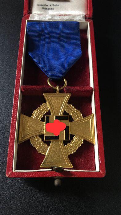Estimation médaille 25 et 40 ans de Service  Esti2210